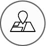 Grundstueck-Symbol