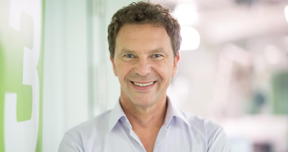 Lesen Sie das Interview mit Bayern 3 Moderator Roman Roell